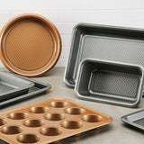 Nonstick 2-Piece Bakeware Set
