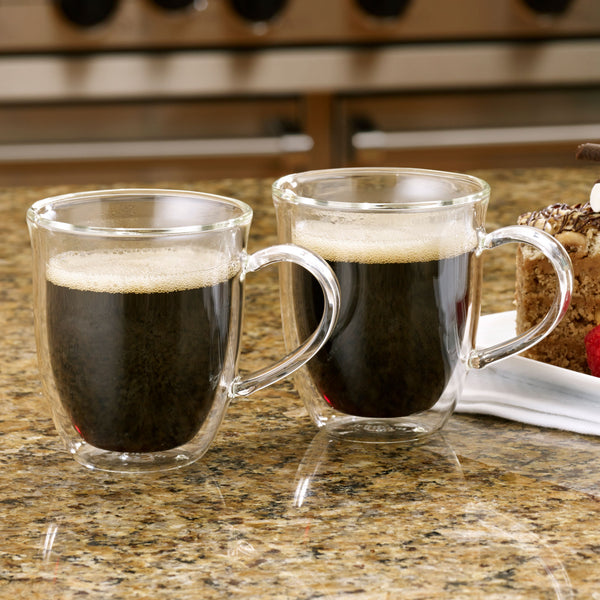 6-Ounce Insulated Espresso Cups