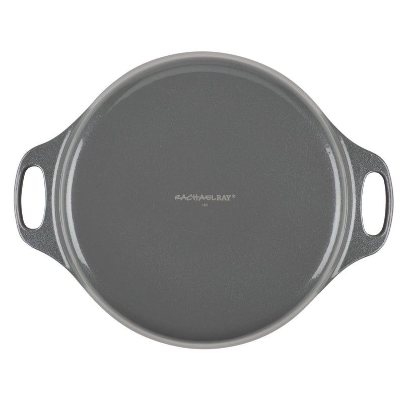 3.5-Quart Cast Iron Covered Braiser
