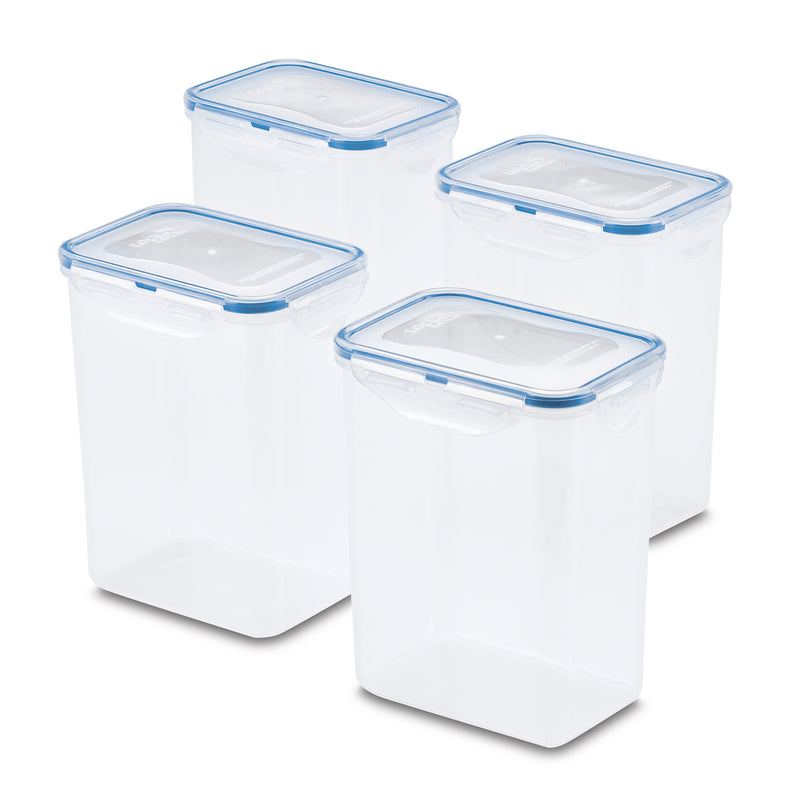 Easy Essentials 4-Piece Rectangular Container Set
