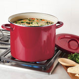 Create Delicious 12-Quart Covered Stockpot