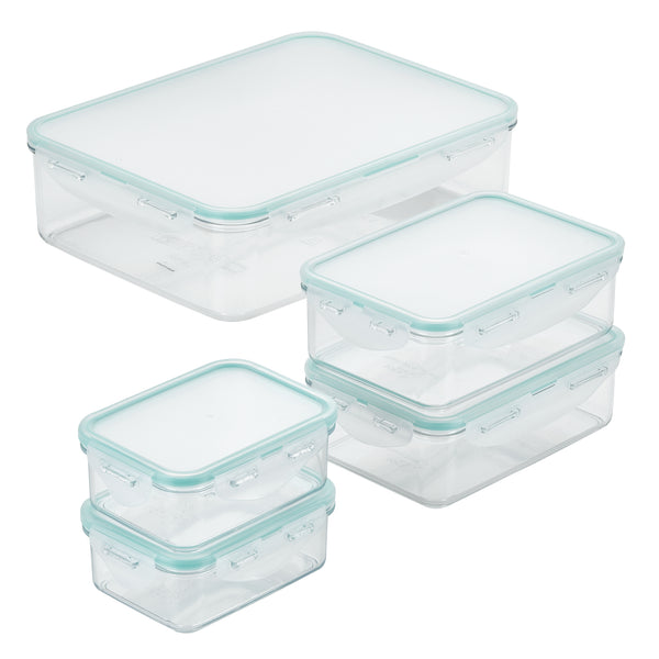 Purely Better 10-Piece Food Storage Container Set