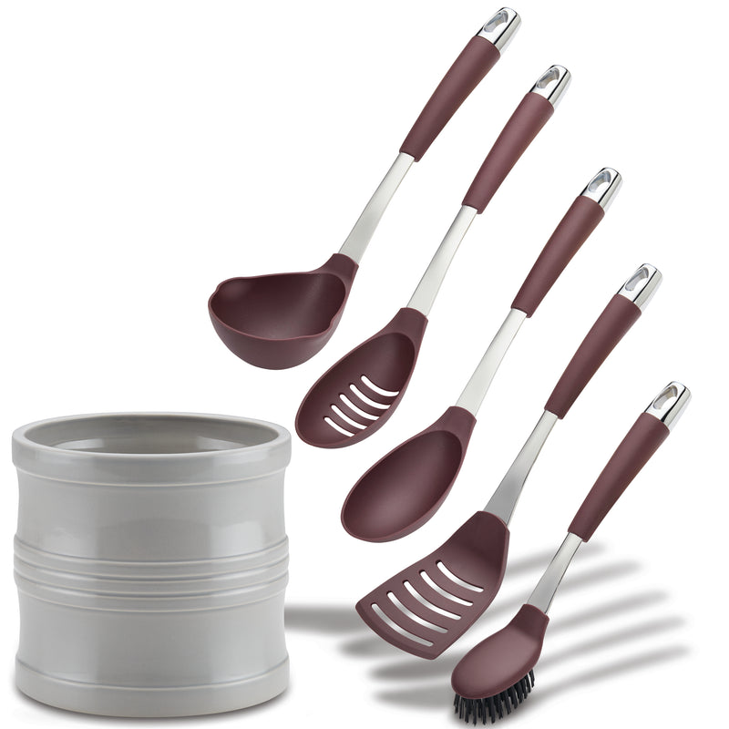 Harmony 6-Piece Kitchen Utensil Set