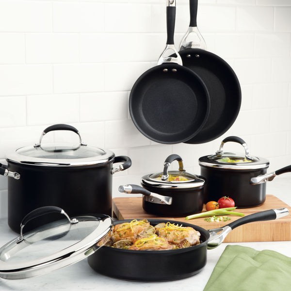 Elite 10-Piece Cookware Set