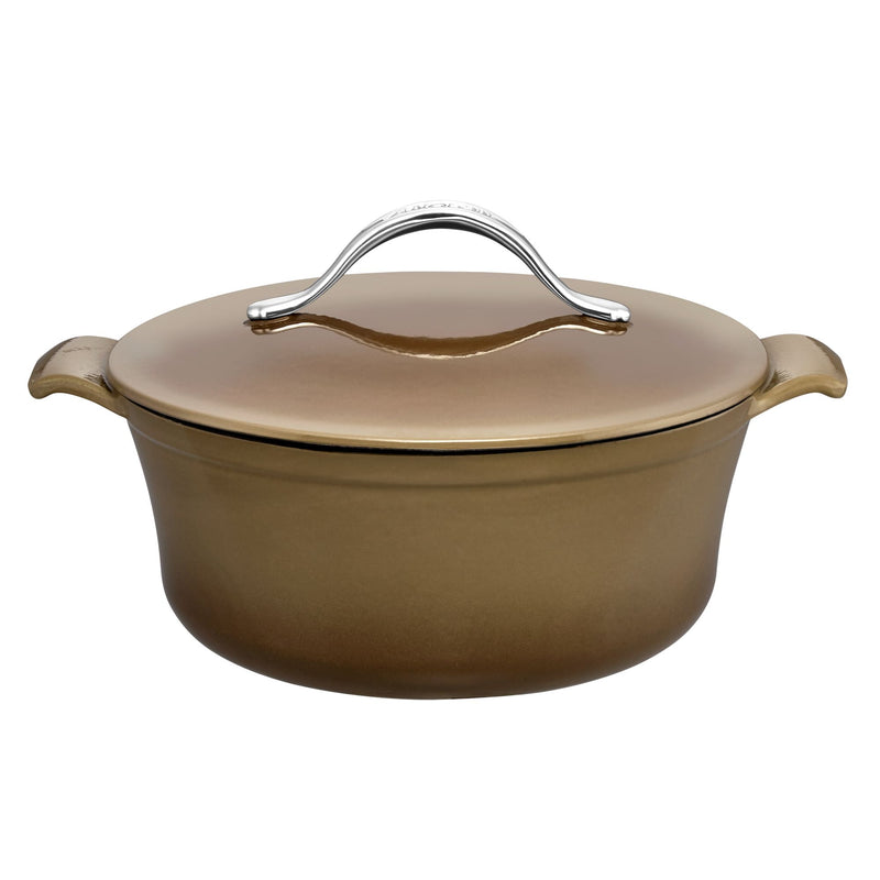 Vesta Round Dutch Oven with Lid