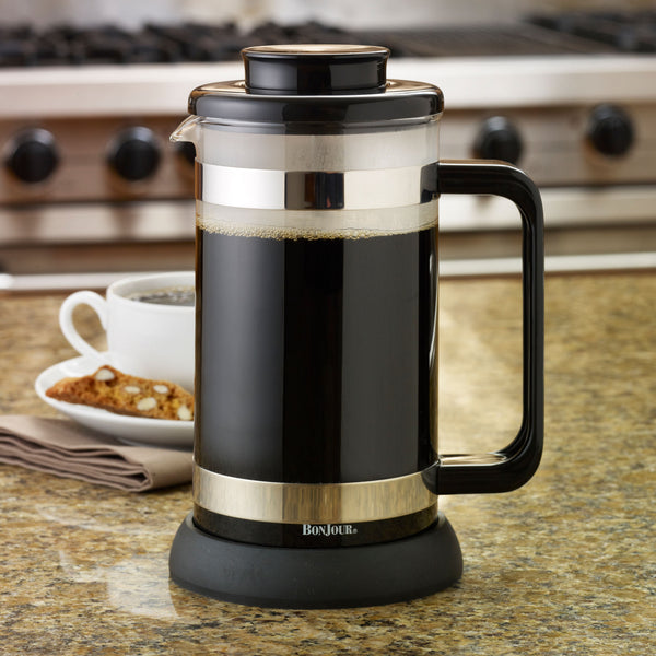 8-Cup Rivera Boroscilicate Glass French Press