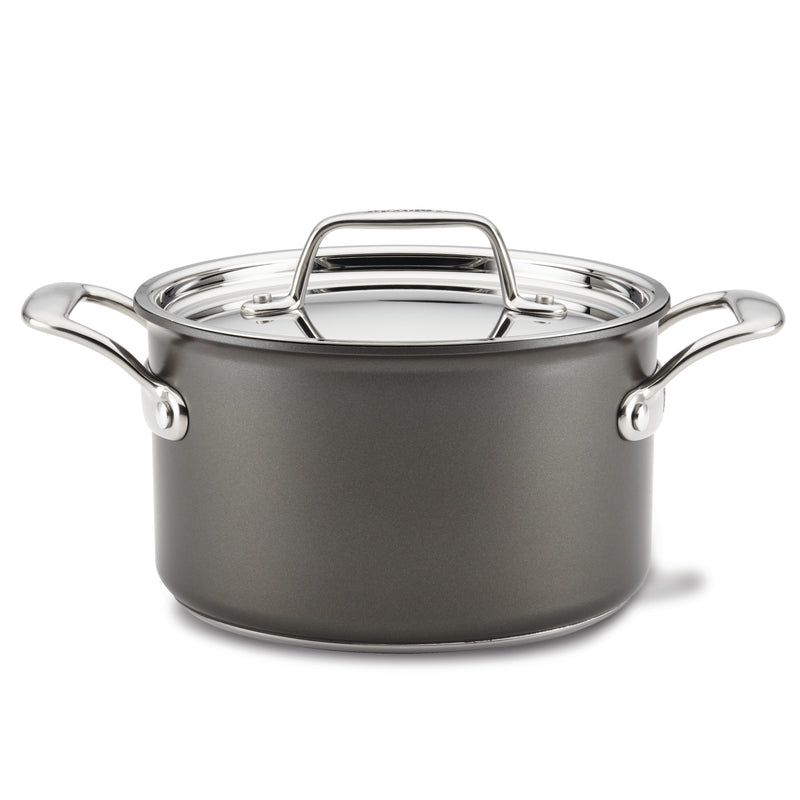 Thermal Pro Hard Anodized Nonstick 4-Quart Saucepot