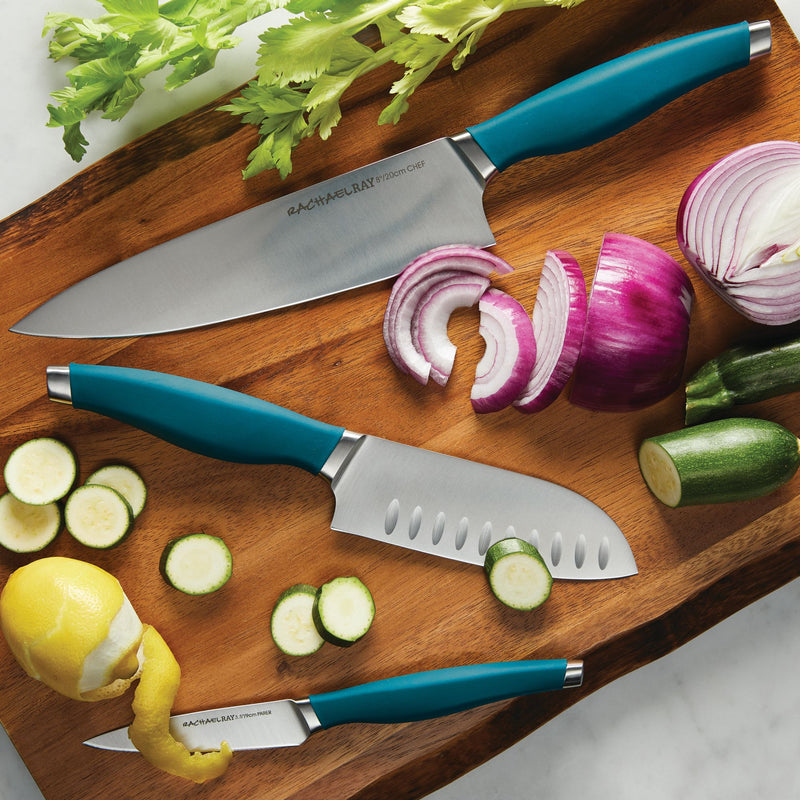 3-Piece Assorted Knife Set
