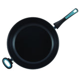 Riverbend 12.5-Inch Deep Skillet with Helper Handle