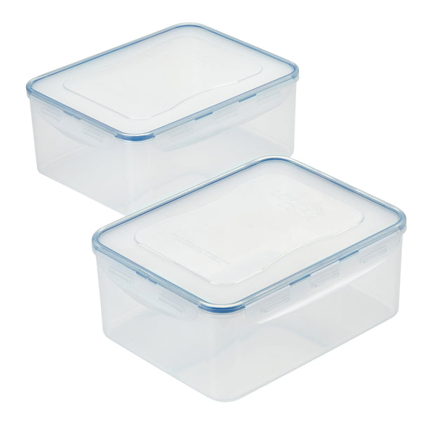 Easy Essentials 2-Piece 186-Oz. Rectangular Container Set