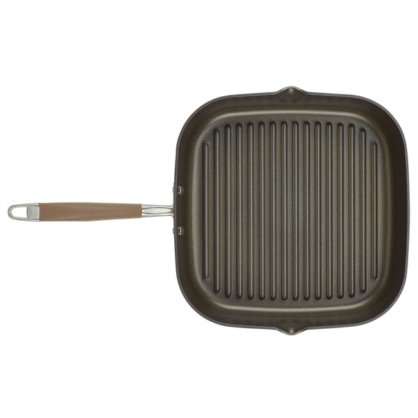 Advanced Home 11-Inch Deep Square Grill Pan