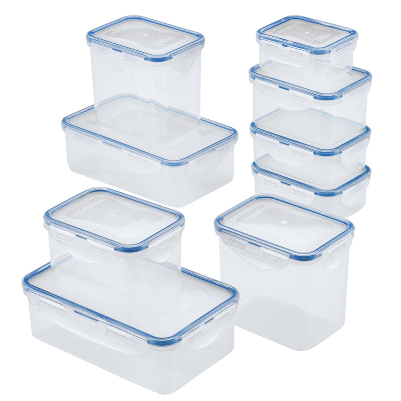 Easy Essentials 18-Piece Food Storage Container Set