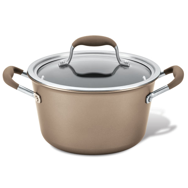 Advanced 4.5-Quart Tapered Stockpot