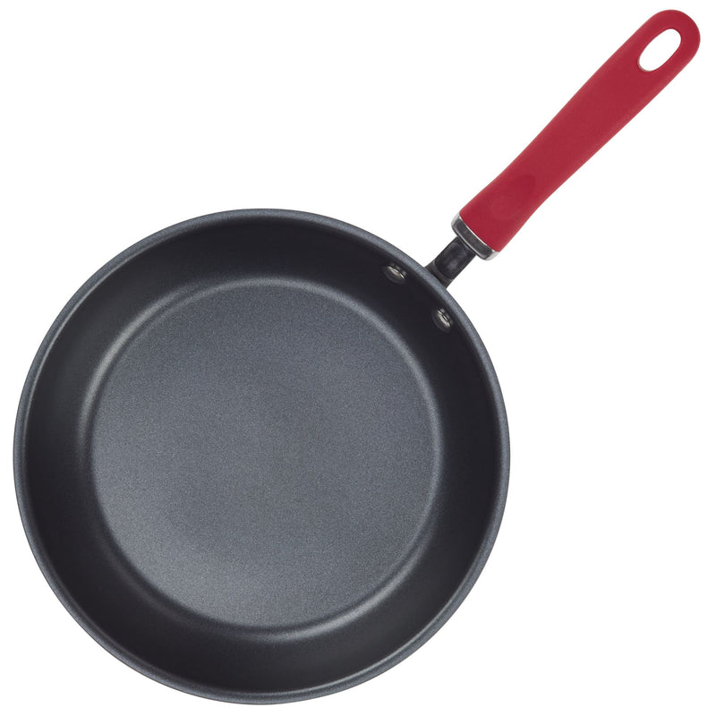 Create Deliciouos 10.25-Inch Covered Deep Skillet