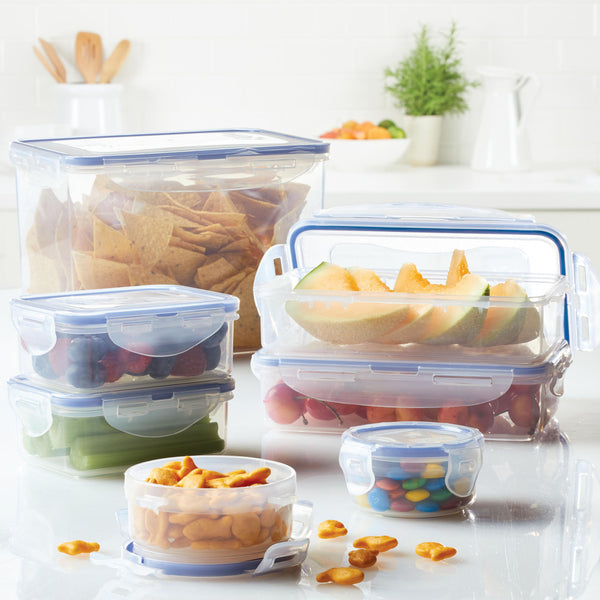 Easy Essentials Storage 14-Piece Assorted Container Set