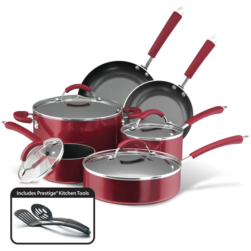 Millennium 12-Piece Nonstick Cookware Set