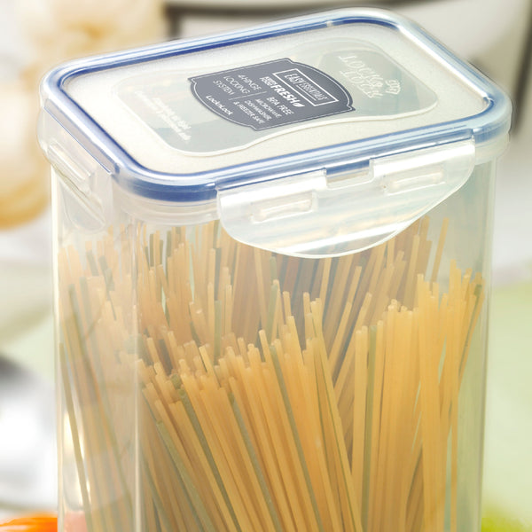 Easy Essentials 2-Piece, 8.5-Cup Pasta Container Set