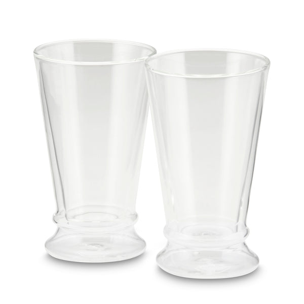 12-Ounce Insulated  Latte Glasses