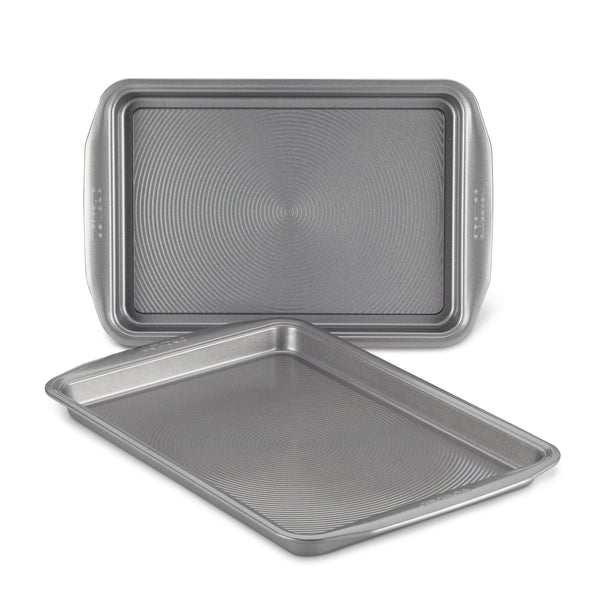"9"" x 13"" and 10"" x 15"" Nonstick Baking Sheet Set"