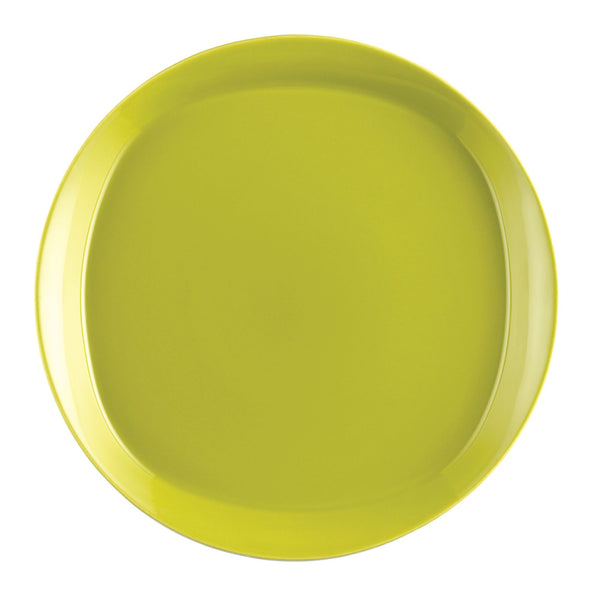 Round and Square 4-Piece 11-Inch Dinner Plates Set