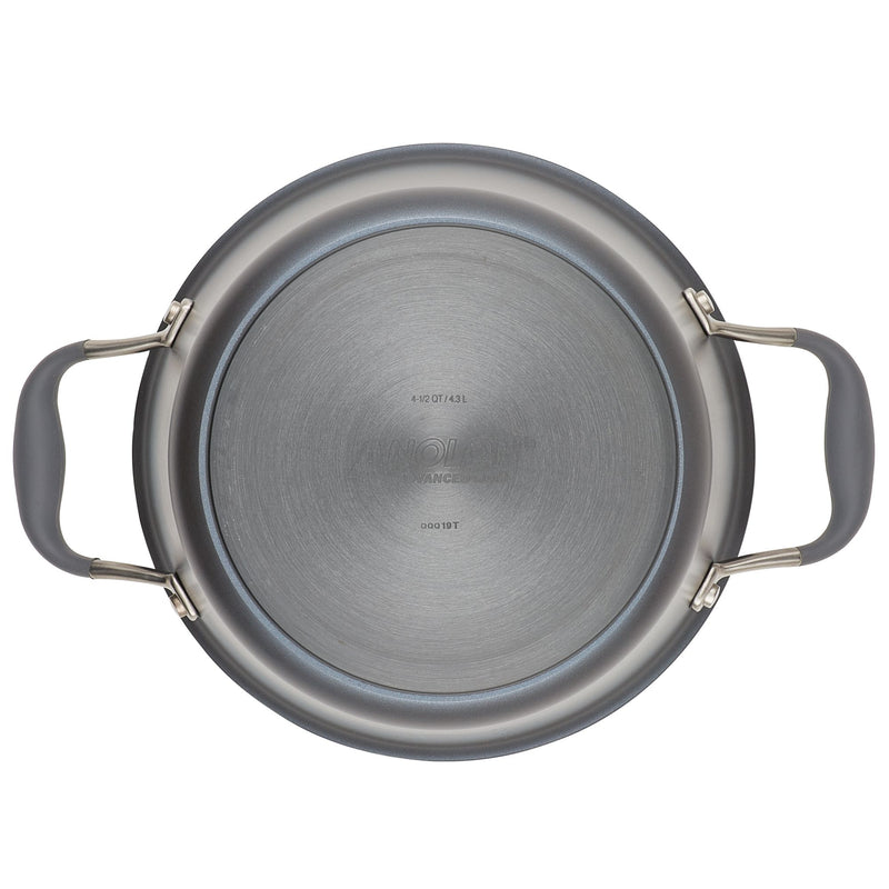 Advanced Home 4.5-Quart Tapered Saucepot