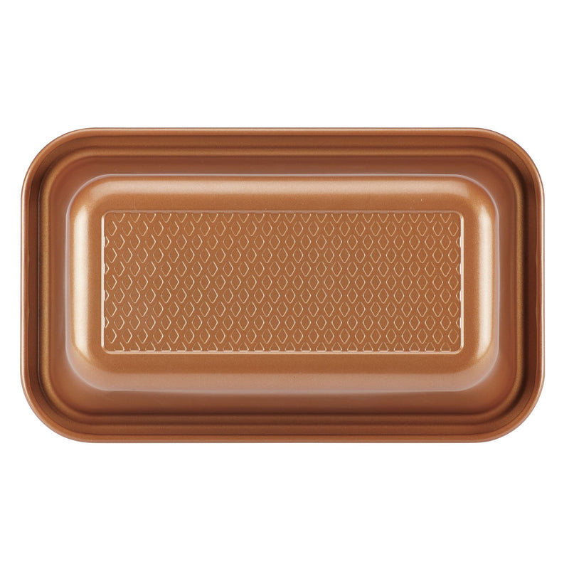 9-Inch x 5-Inch Nonstick Loaf Pan