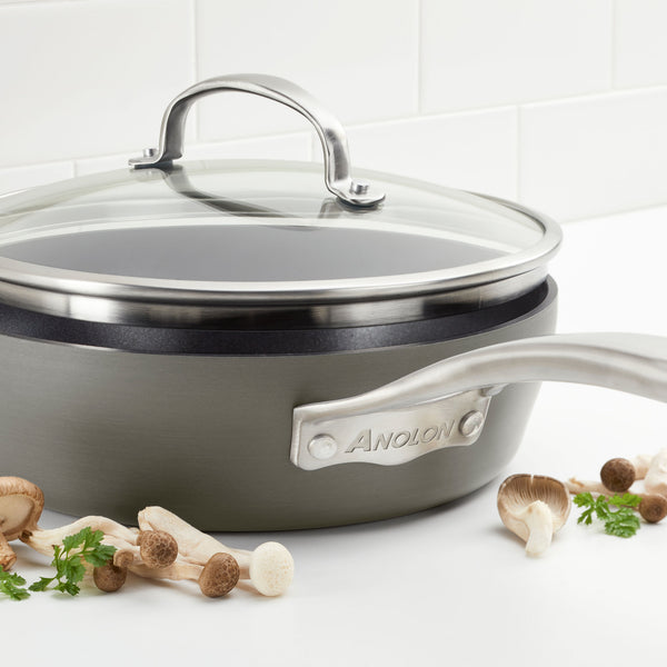 Allure 3-Quart Sauté