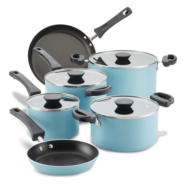Neat Nest 10-Piece Cookware Set