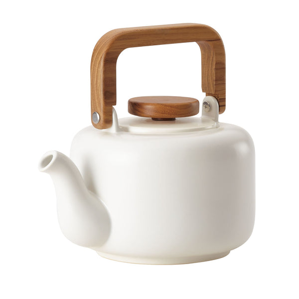 8-Cup Ceramic Tea Pot