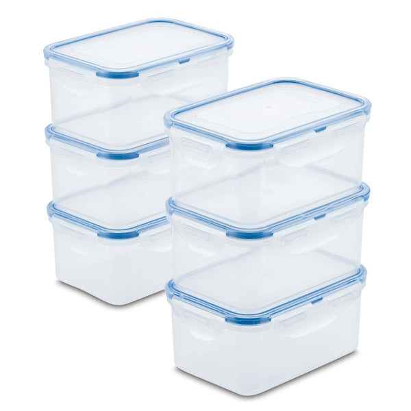 Easy Essentials 6-Piece 20-Ounce Container Set