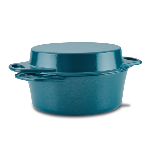 4-Quart Casserole with 10-Inch Griddle Lid