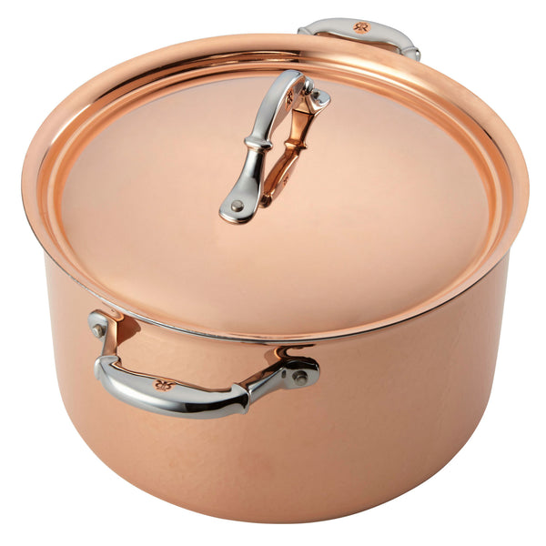 Symphonia Cupra 3.5-Quart Covered Soup Pot