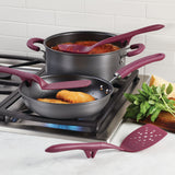 3-Piece Lazy Spoon and Turners Set