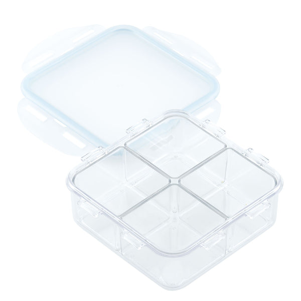 Purely Better 2-Piece 29-Ounce Food Storage Containers with Dividers