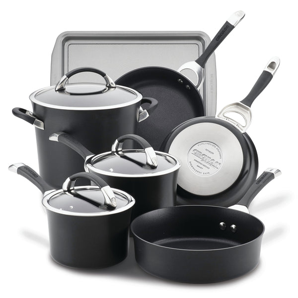 Symmetry 10-Piece Nonstick Cookware Set