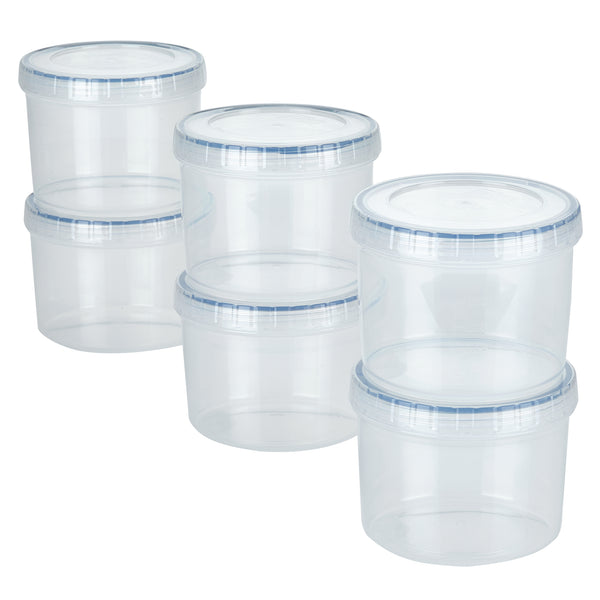 Easy Essentials 3-Piece 22-Oz. Container Set