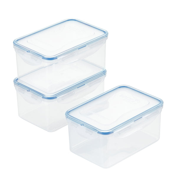 Rectangular Food Storage Container Set