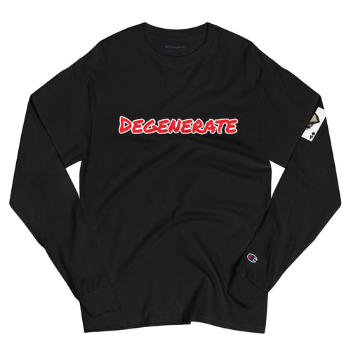 Degenerate Champion Long Sleeve