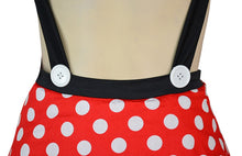 Load image into Gallery viewer, Minnie Mouse Cosplay Dress