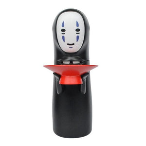 charger Spirited Away Kaonashi No-face money bank Toy with automated