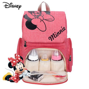 Disney Minnie Baby Diaper Stroller Bag