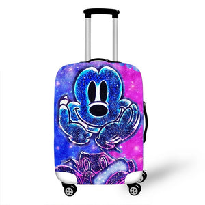 Luggage Protective Cover Case For Elastic 18-32 Inch Suitcase