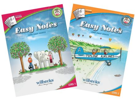 Easy Notes Theory Book 1 and 2