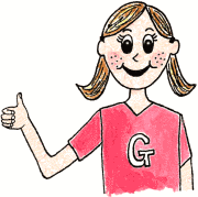 Thumbs-up Girl G