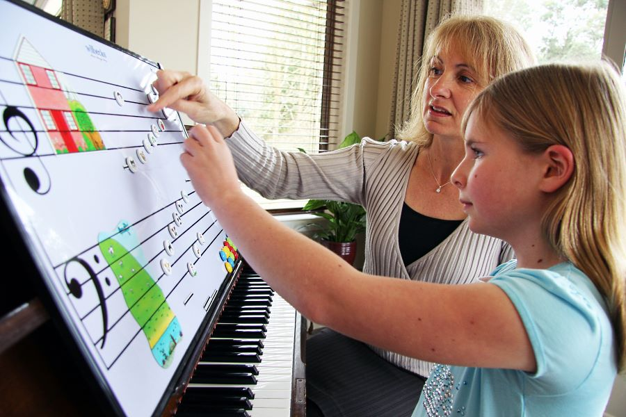 learning to read music easily