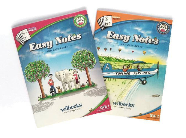 Easy Notes theory books