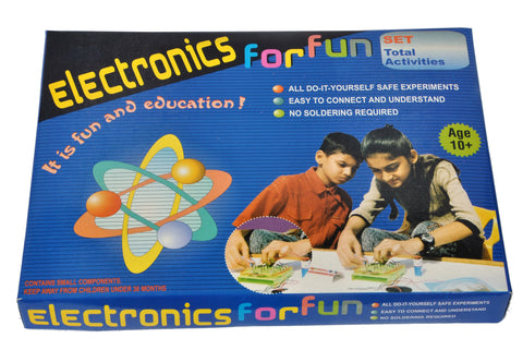 Electronics for fun Part I