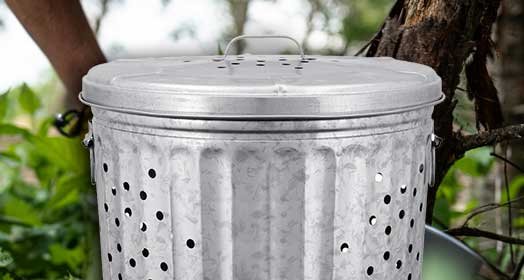 20 Gallon Refuse/Composting Can