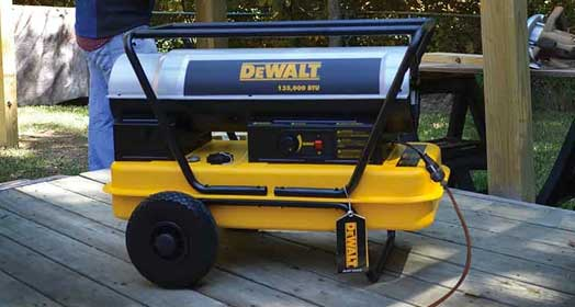 DeWalt Heaters