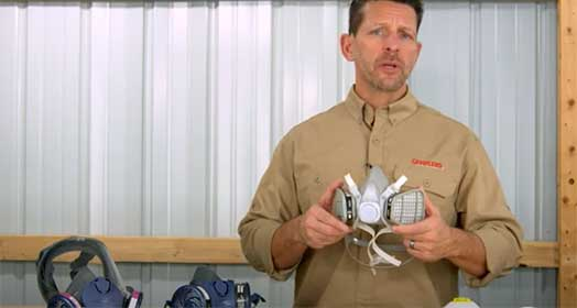 Types of Respirators and Common Uses